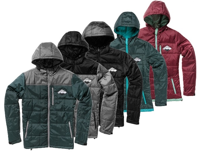 Eco-Friendly, All-Purpose Camper Hooded Jacket 2.0