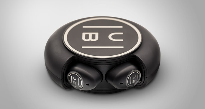HUB: HiFi Wireless Earbuds with 100 Hours Playtime