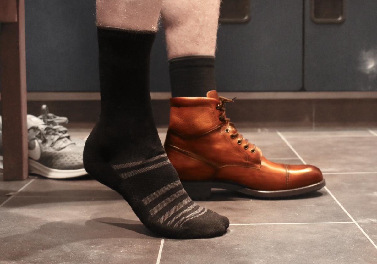 Introducing the Pro-Formance Sock by ALMI
