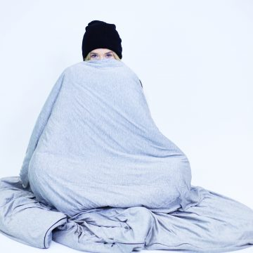 Hush Iced: The Awesome Cooling and Sleep-Inducing Blanket