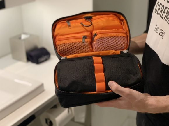 K-25 Smart Toiletry Bag | Travel essential redefined