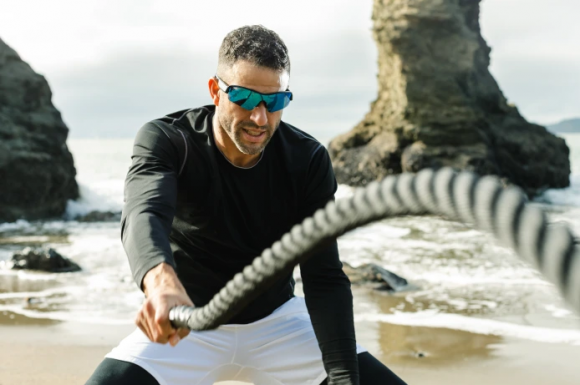 OptiShokz Revvez: Bone Conduction Audio Sunglasses