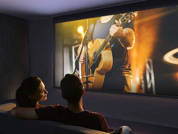 Nebula Cosmos Max: World's 1st 4K Home Cinema with 3D Audio