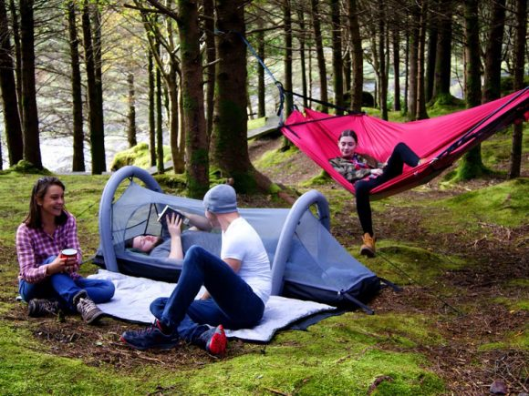 Crua Modus | A 6-in-1 Camping System that fits in your bag